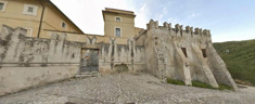 Immagine del virtual tour 'Castello di Vacone - sec. XIV'